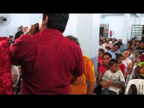 IGREJA REVELAÇÃO PROFÉTICA DAS MARAVILHAS Pr. Robsom