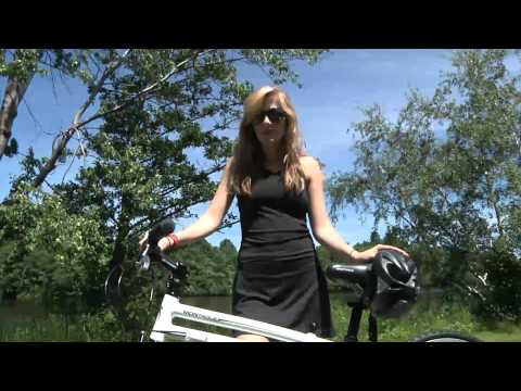 Montague Crosstown Folding Bike Introduced