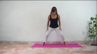 Yoga para principiantes clase 5