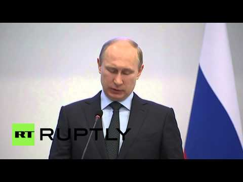 Russia: 'Western powers threaten post-Cold War peace' - Putin