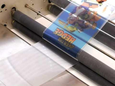3d lenticular printing machine