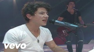 Клип Jonas Brothers - Fly With Me