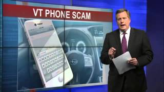 Vt. AG's office warns of debit card texting scam