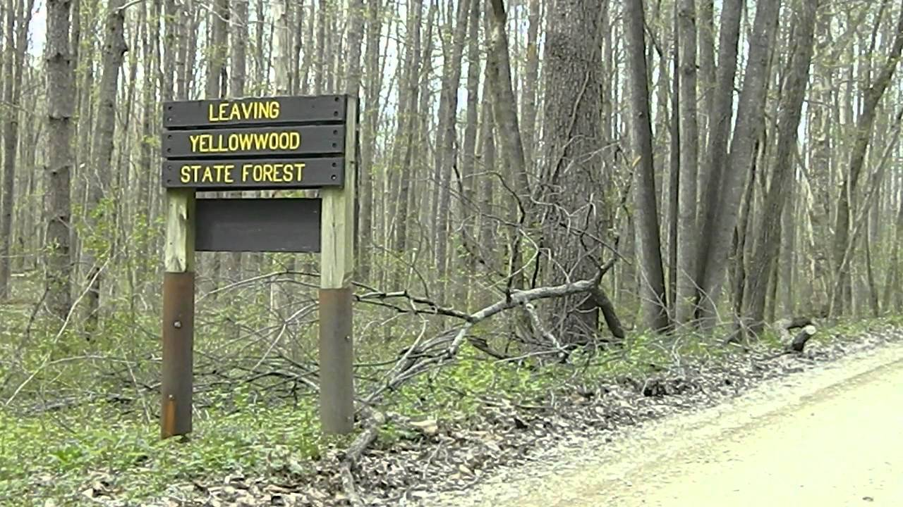 Yellowwood State Forest Part 2 Youtube