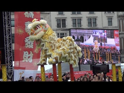 Chinese new year 2015 - Flying Dragon