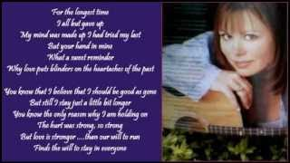 Watch Suzy Bogguss Love Is Stronger video