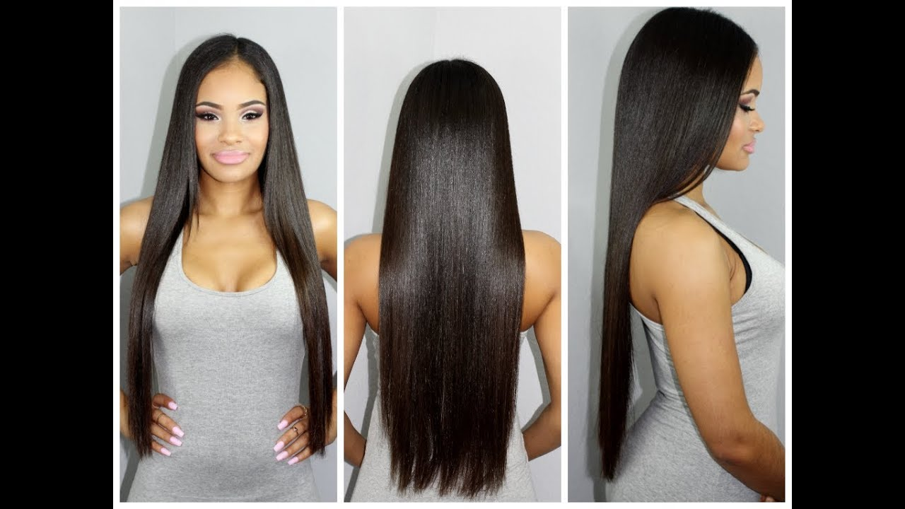 My Hair Care Routine For Long Amp Healthy Hair Highly