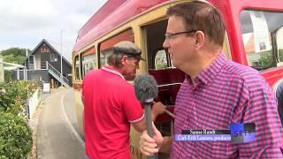 Samsø Rundt med Svends Veteranbus del 3