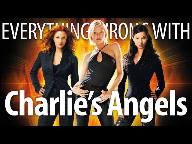 Everything Wrong with Charlie's Angels (2000) in Butt-Kicking Minutes or Less thumbnail