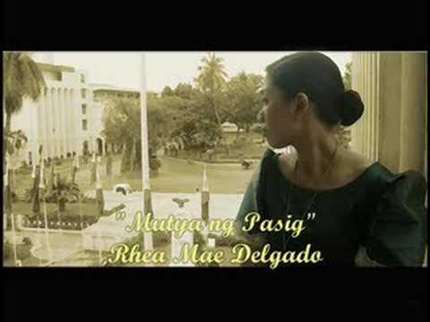 Mutya ng Pasig- Rhea Mae Delgado