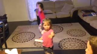 Sasha i Liza dance