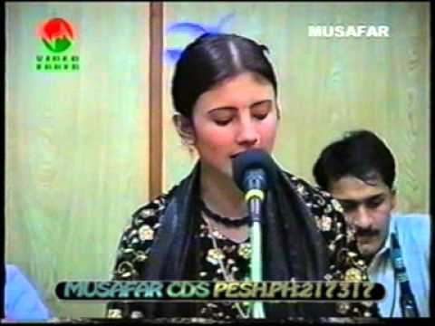 Sho Lalay Me Charsi - Nazia Iqbal