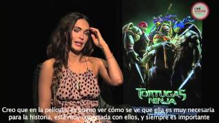 Cinegarage. Megan Fox. Entrevista.