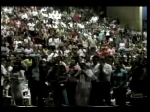 APOSTOL RONNY CHAVES EN EL IMPACTO 2009 COLOMBIA Nov. 2008