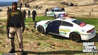 GTA 5 MODS LSPDFR 990   TAHOE SHERIFF PATROL GTA 5