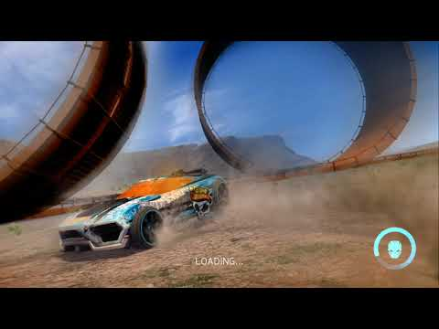 Hot Wheels: Worlds Best Driver Walkthrough - Blue Team (Powerful...
