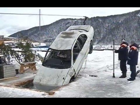 Пропавших безвести 20 лет назад, нашли на дне реки. 20年前に行方不明になった二人の恋人は、シベリアの川の氷の下で見つかりました。ロシア。