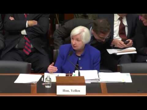 Rep. Mia Love Questions Fed Chair Janet Yellen