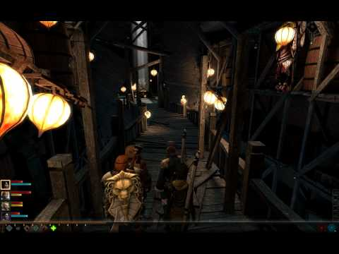 Let's Play Dragon Age 2 - P31 - Black Emporium and Other Random Boring Tasks