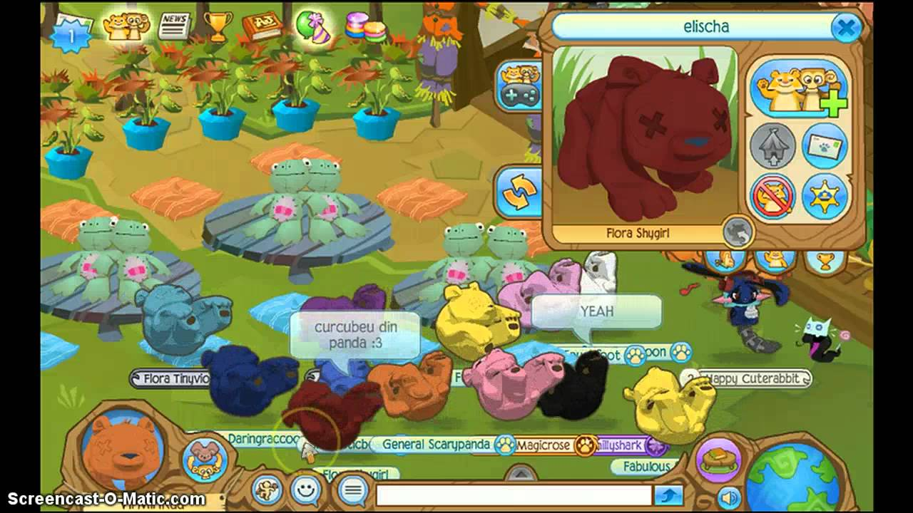 Animal jam romania panda only party blog animaljamromania
