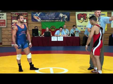 Freestyle Wrestling 74kg - Paulson (USA) vs. Abdou (EGYPT)