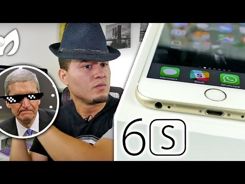 VIDEO: POR QUÉ YA NO USO IPHONE 6S (#REVIEW, ¿VALE LA PENA?)