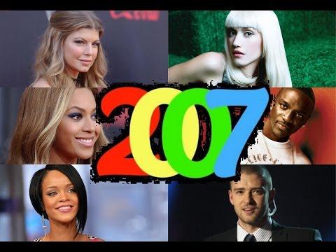 Billboard Hot 100 Top 100 Songs of Year End 2007