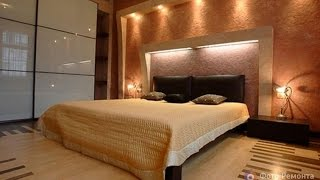 kreativeideen - viyoutube.com - Moderne Schlafzimmer Mit Indirekter Beleuchtung