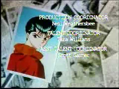 Yuyu Hakusho Ending Theme Song video