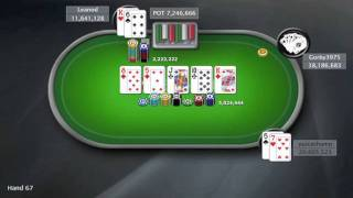 Online Poker Show - Sunday Million - February 26th 2012 - PokerStars.co.uk