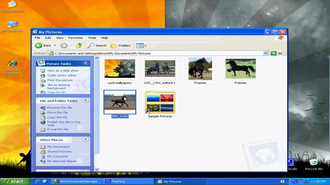 how to change your desktop