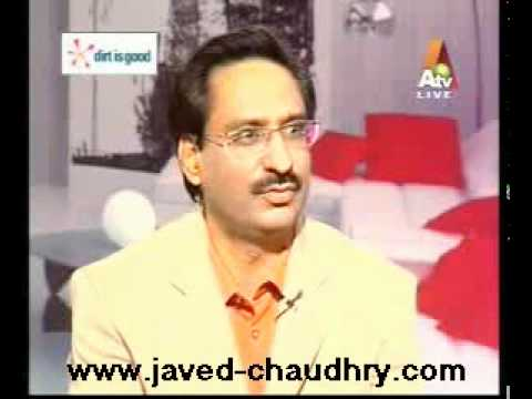Javed Chaudhry in Morning with Farah Part 3