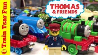 HUGE! Thomas Train Collection Take Along, Take N Play, and Thomas Adventures