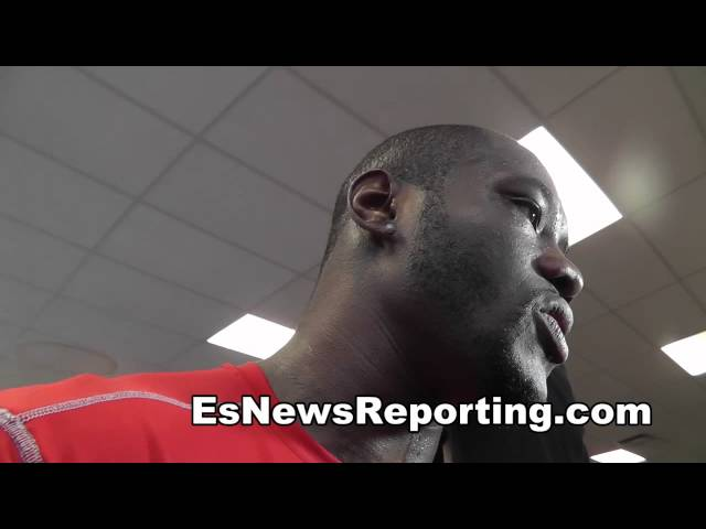 deontay wilder on fighting this weekend - EsNews boxing