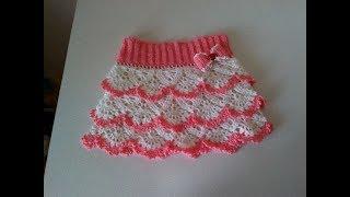 Krochet Skirt for girls