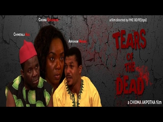 Tears Of The Dead  [Trailer]