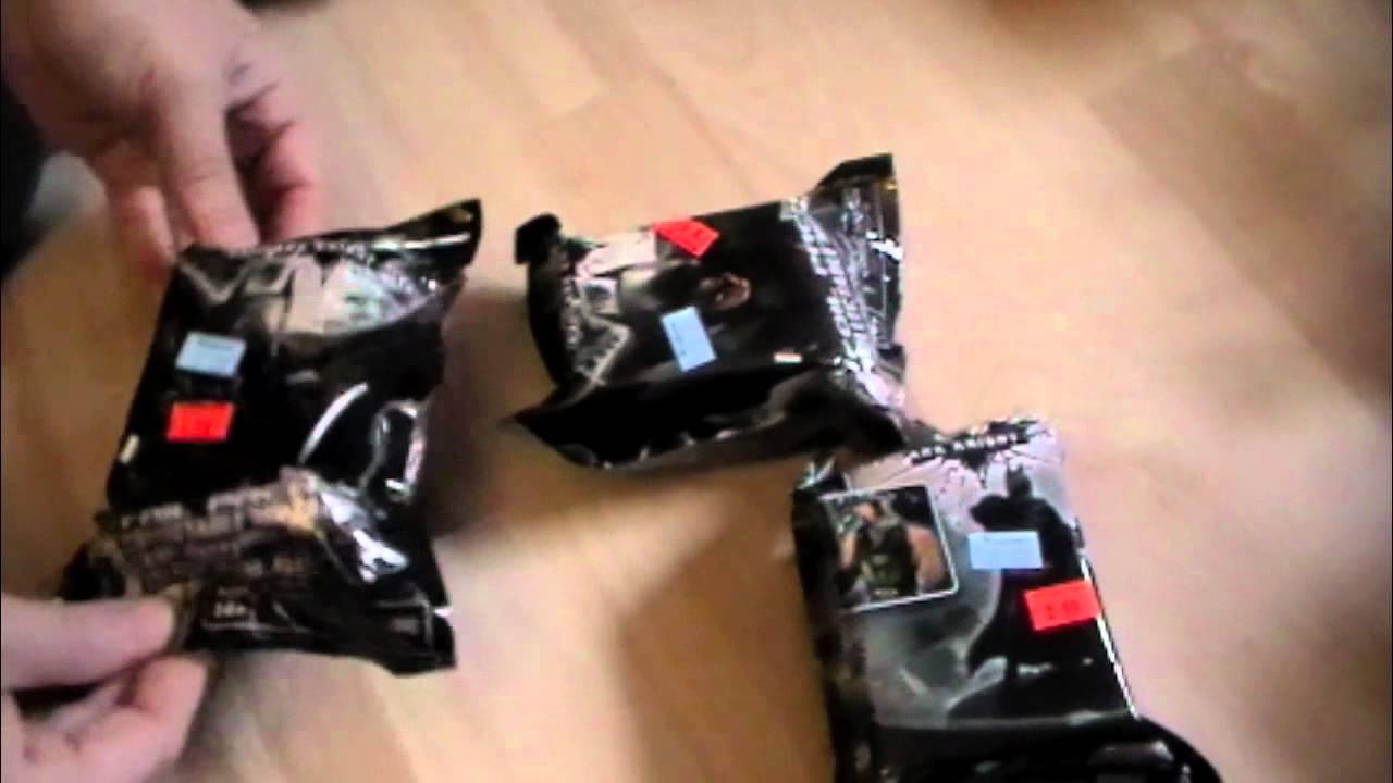 Bargain Bin Dark Knight Rises Batman Heroclix Blind Bags