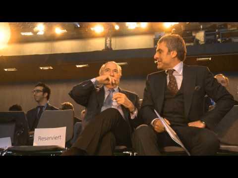 So will Luis Figo Sepp Blatter stürzen | Portugiese kandidiert für Amt des FIFA-Präsidenten