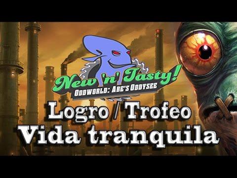Oddworld: New 'n' Tasty! - Trofeo Vida tranquila (Still Life)