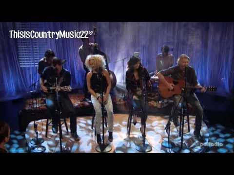Little Big Town - Pontoon [cmt Unplugged] (español) 1 4 video