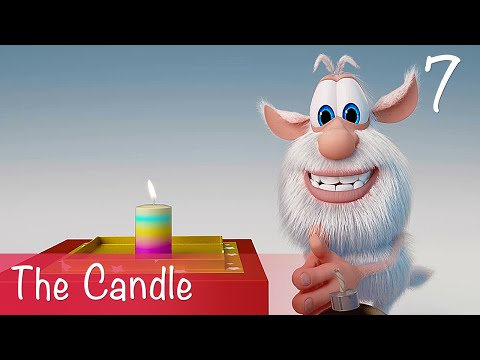 Booba - The Candle - Episode 7 - Cartoon for kids thumbnail