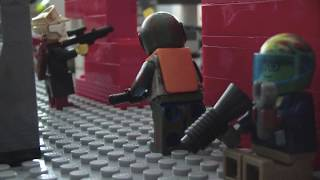 Lego War Battle of the policestation