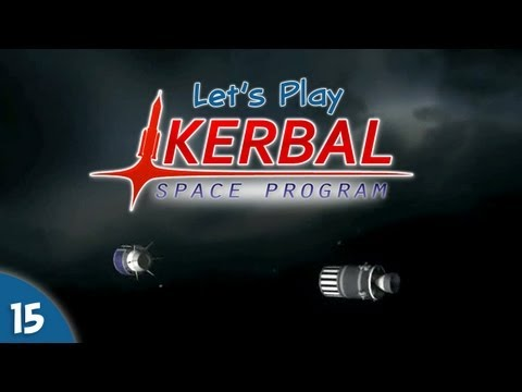 Kerbal Space Program - Geostationary Satellite