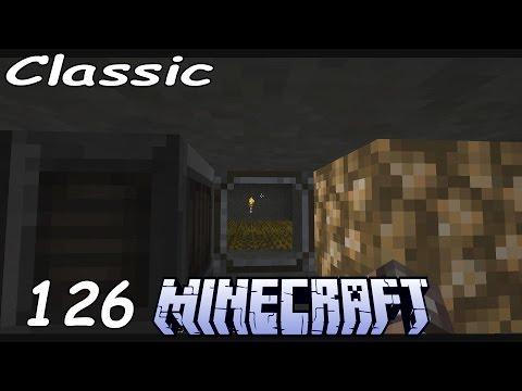 Minecraft Classic #126 | Lichtaus Weizenernte Automatik 1/2 | Deutsch | Let's Play
