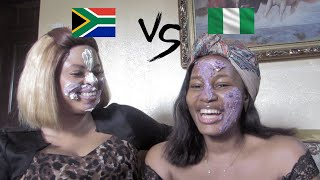Language Challenge | IGBO VS ZULU | Nigerian VS South African #languagechallenge