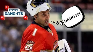 NHL Worst Plays of The Year - Day 4: Florida Panthers Edition | Steve's Dang Its