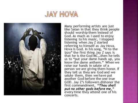 Hip Hop Illuminati 101 - Part 2 - BEYONCE AND JAY-Z