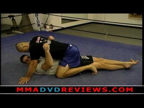 Chuck Liddell - MMA Defense from Strikes on Bottom Image 1