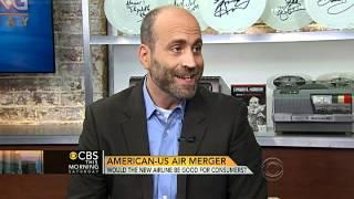 What would an American-U.S. Air merger mean?