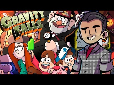 Мультреволюция - Гравити Фолз/Gravity Falls (часть 2)